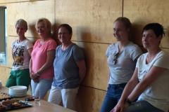 Das Team des ambulanten Pflegedienstes