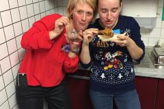 Mitarbeiterweihnachtsfeier