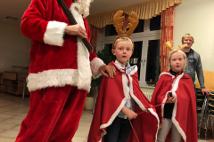 Patientenweihnachtsfeier